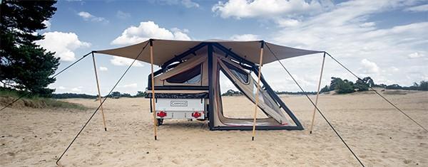 Innovatie door Campooz